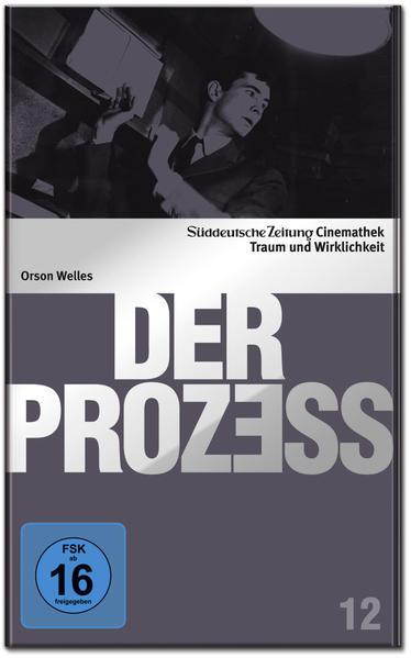 Der Prozess - Coverbild