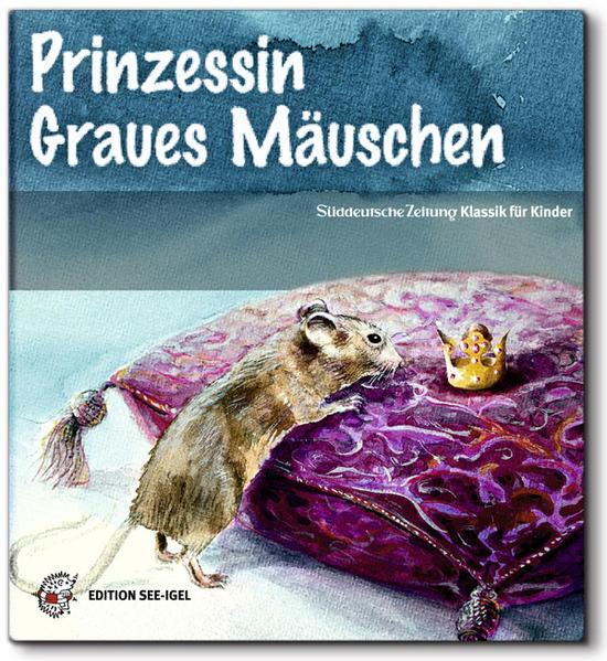 Prinzessin Graues Mäuschen - Coverbild