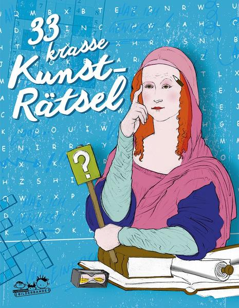33 krasse Kunsträtsel - Coverbild