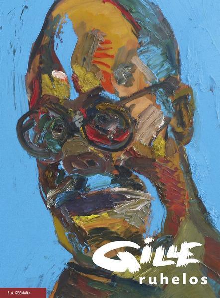 Sighard Gille. ruhelos - Coverbild