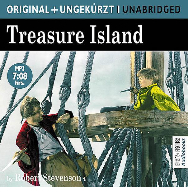 Treasure Island - Coverbild