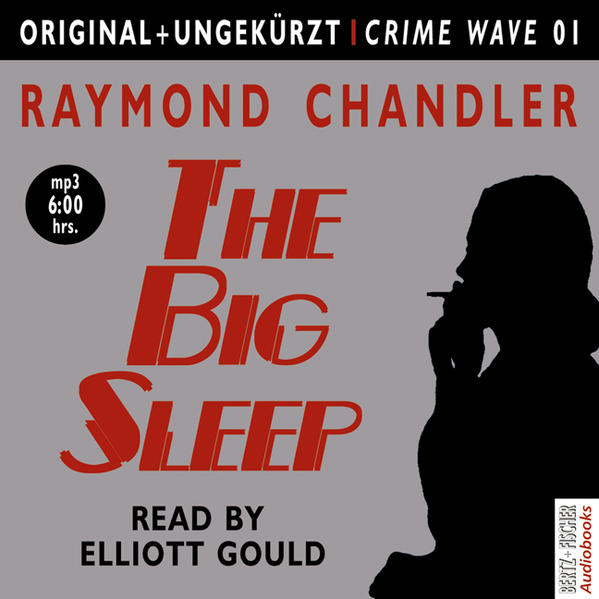 The Big Sleep - Coverbild