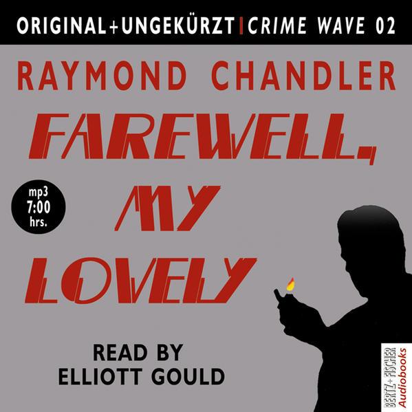Farewell, My Lovely - Coverbild