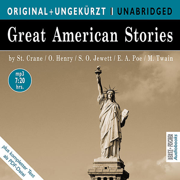 Great American Stories - Coverbild