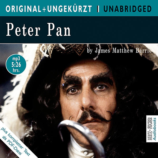 Peter Pan - Coverbild