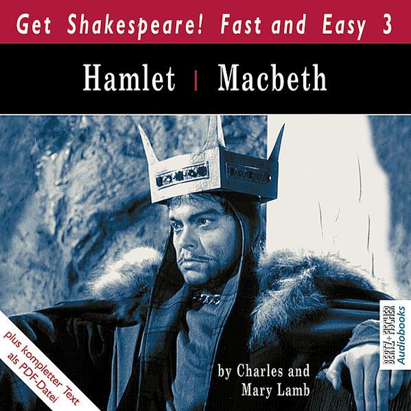 Hamlet /Macbeth - Coverbild