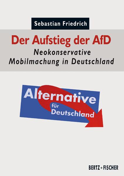 Der Aufstieg der AfD - Coverbild