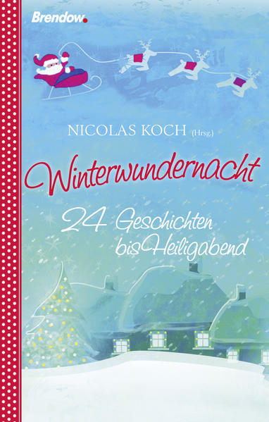 Winterwundernacht - Coverbild
