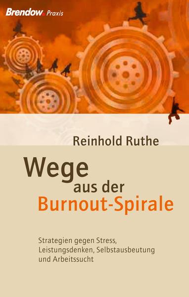 Wege aus der Burnout-Spirale - Coverbild