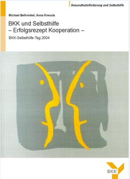 BKK und Selbsthilfe - Erfolgsrezept Kooperation - Coverbild