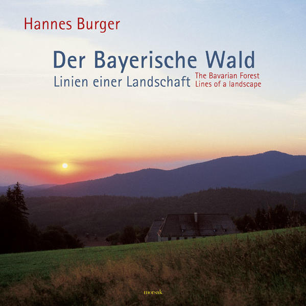 Der Bayerische Wald - Coverbild