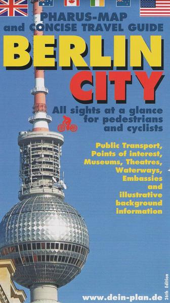 PHARUS-MAP and CONCISE TRAVEL GUIDE BERLIN CITY PDF Download