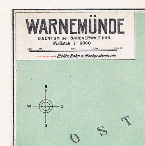 Warnemünde - Coverbild