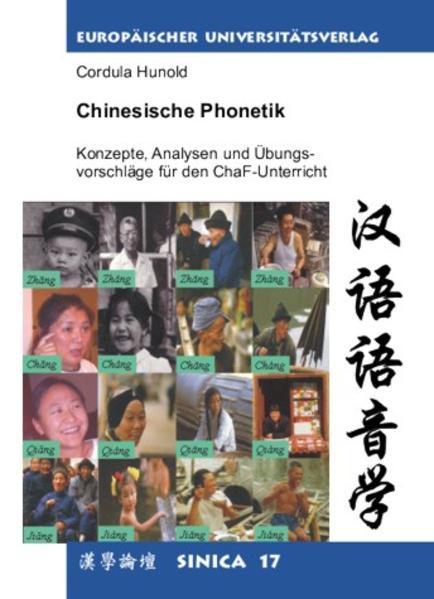 Chinesische Phonetik - Coverbild