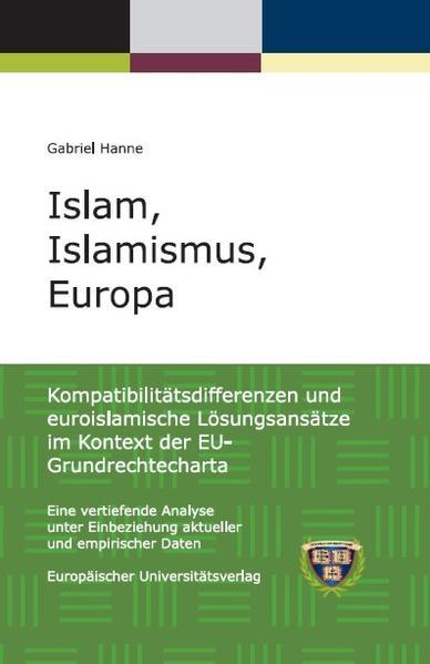 Islam, Islamismus, Europa - Coverbild
