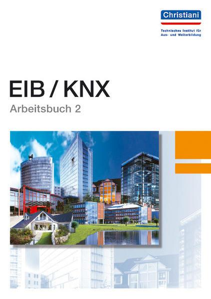 EIB/KNX - Arbeitsbuch 2 - Coverbild