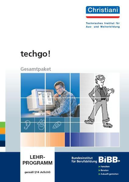 techgo! - Coverbild