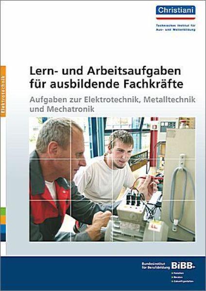 Lern- und Arbeitsaufgaben für ausbildende Fachkräfte - Coverbild