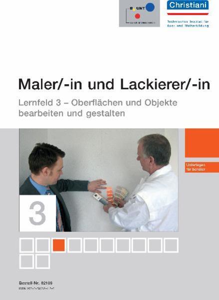 Maler und Lackierer - Coverbild