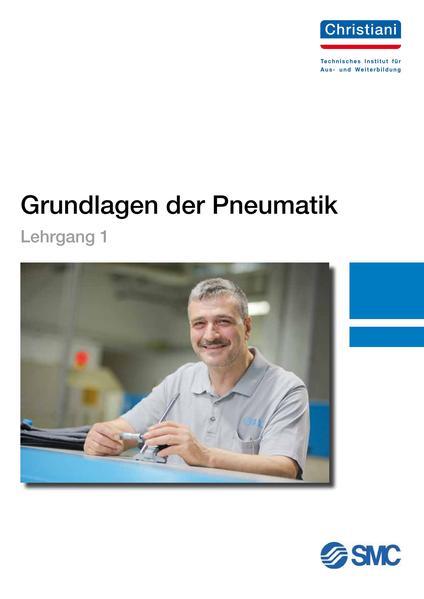 Grundlagen der Pneumatik - Coverbild