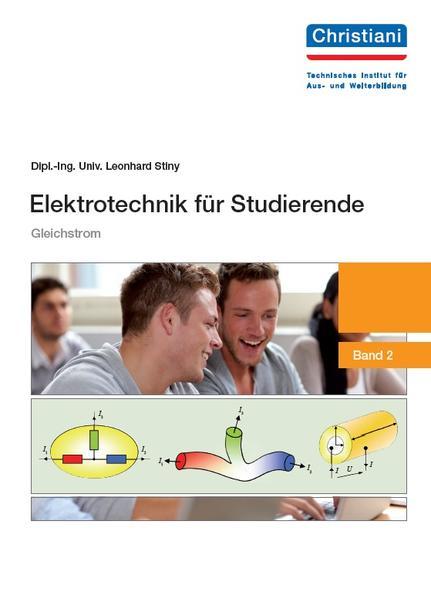 Elektrotechnik für Studierende - Coverbild