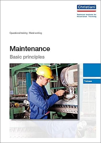 Maintenance - Basics principles - Coverbild