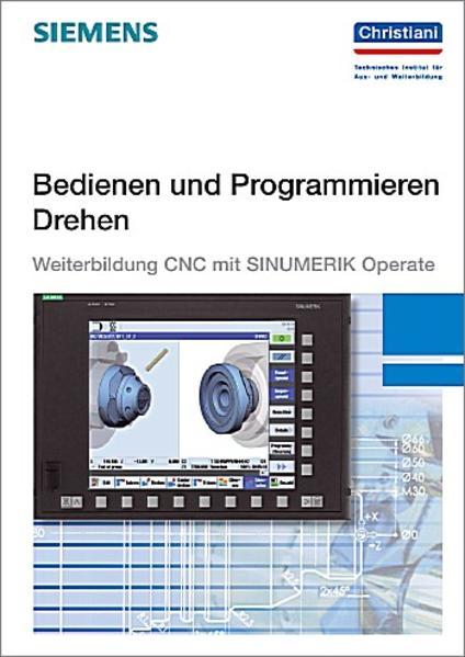 Bedienen und Programmieren Drehen - Coverbild