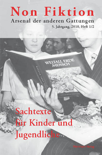 Sachtexte für Kinder und Jugendliche - Coverbild