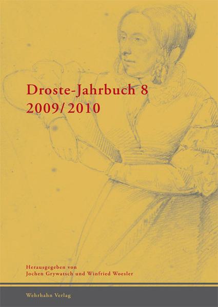Droste-Jahrbuch 8 2009-2010 - Coverbild