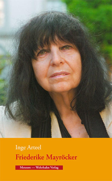 Friederike Mayröcker - Coverbild