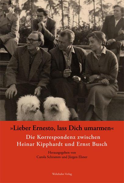 'Lieber Ernesto, lass Dich umarmen' - Coverbild
