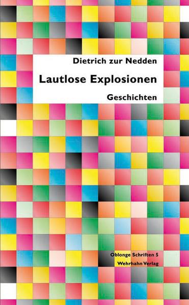 Lautlose Explosionen - Coverbild