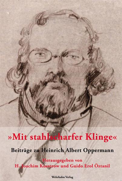 'Mit stahlscharfer Klinge' - Coverbild
