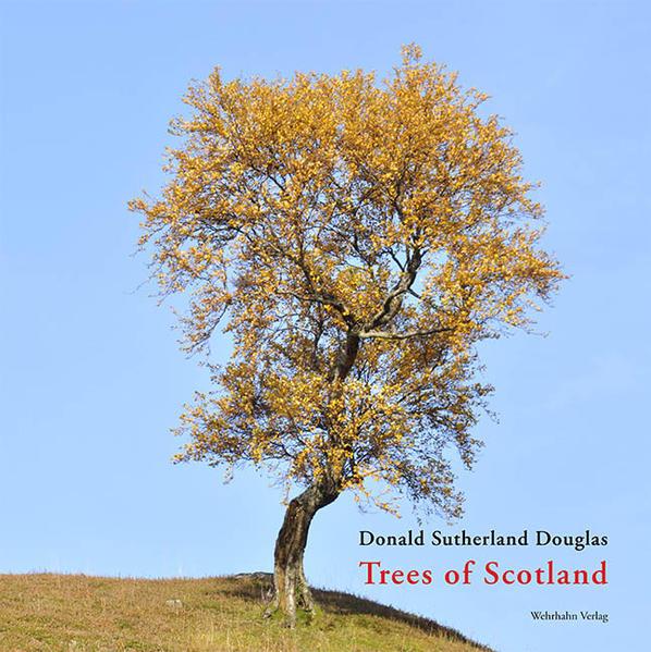 Trees of Scotland - Coverbild