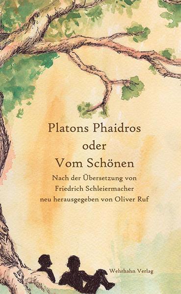 Platons Phaidros oder Vom Schönen - Coverbild