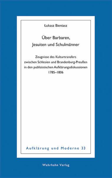 Über Barbaren, Jesuiten und Schulmänner - Coverbild