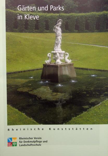 Gärten und Parks in Kleve - Coverbild