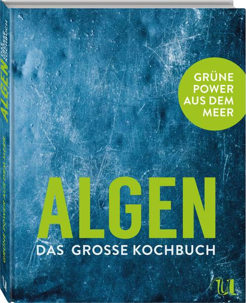 ALGEN - Das große Kochbuch - Coverbild