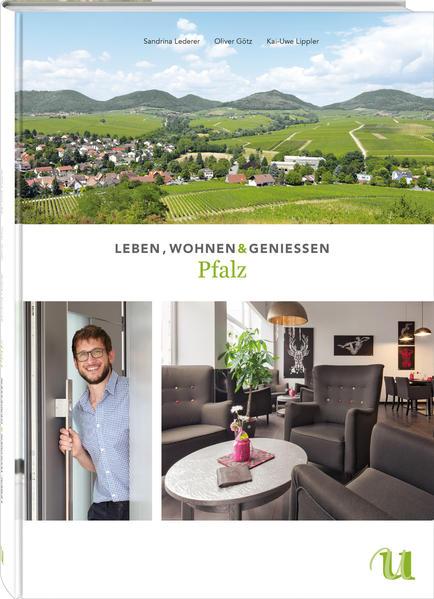 Leben, Wohnen & Genießen Pfalz - Coverbild