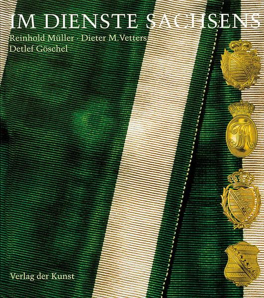 Im Dienste Sachsens - Coverbild