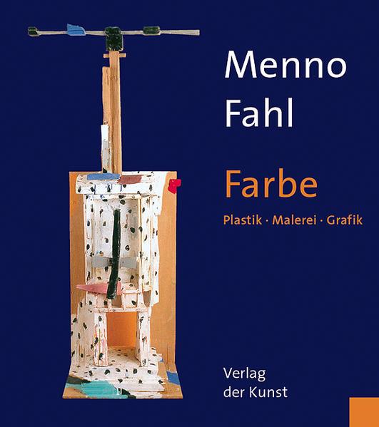 Menno Fahl – Farbe - Coverbild
