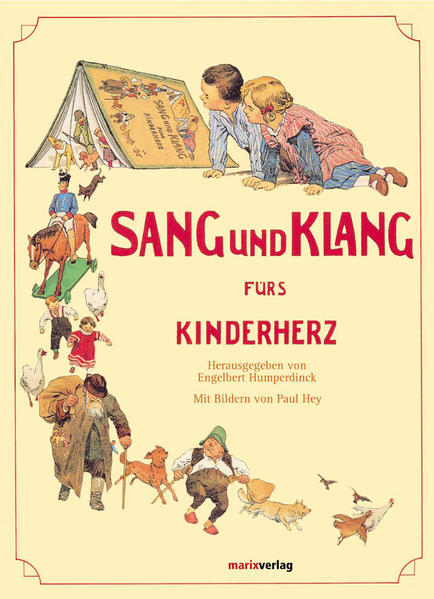 Sang und Klang für's Kinderherz - Coverbild