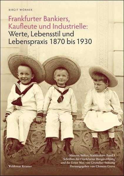 Frankfurter Bankiers, Kaufleute und Industrielle - Coverbild