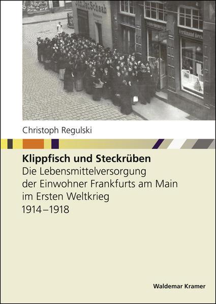 Klippfisch und Steckrüben - Coverbild