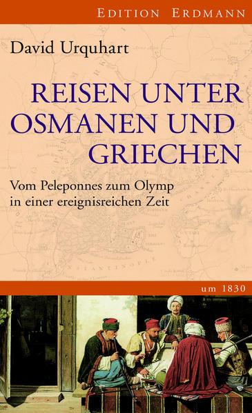 Reisen unter Osmanen und Griechen - Coverbild