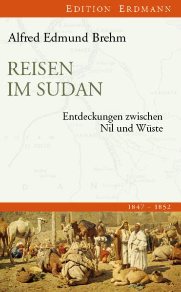 Reisen im Sudan - Coverbild