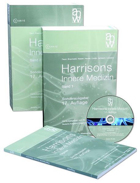 Harrisons Innere Medizin - Coverbild