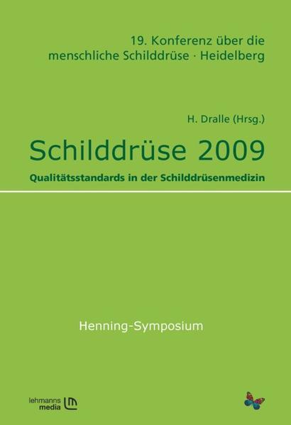 Schilddrüse 2009 - Coverbild
