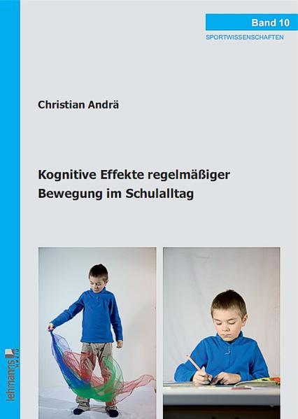 Kognitive Effekte regelmäßiger Bewegung im Schulalltag - Coverbild