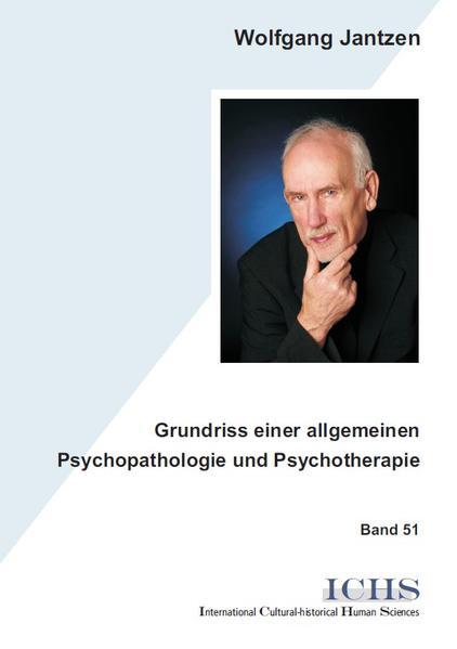 Grundriss einer allgemeinen Psychopathologie und Psychotherapie - Coverbild